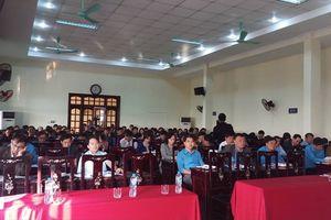 LĐLĐ tỉnh Thanh Hóa: Tổ chức học tập, quán triệt Nghị quyết hội nghị Trung ương 8 khóa XII