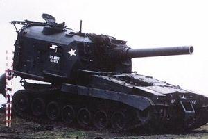 Pháo tự hành cực lạ Mỹ từng thất bại ở Việt Nam