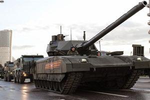 Xe tăng Nga bắn đạn không cần thuốc phóng