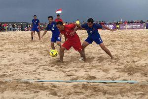 Vì sao ĐT Việt Nam qua mặt Thái Lan ở AFF Beach Soccer Championship 2018?
