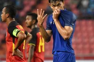 Tiền đạo Thái Lan lập kỷ lục tại AFF Cup, nhắm ngôi 'Vua phá lưới'