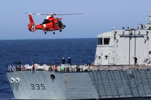 Canada tăng 'tuần tra hiện diện' ở biển Đông