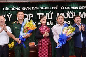 HĐND TPHCM họp bất thường về công tác nhân sự