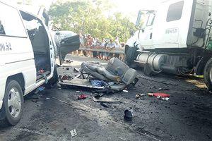 Trong 1 tháng, cả nước có 821 người chết do tai nạn giao thông