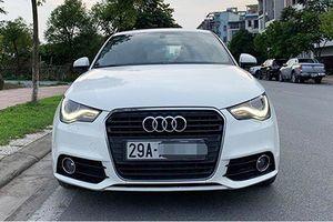 Cận cảnh xe sang Audi A1 giá chỉ 548 triệu tại Hà thành