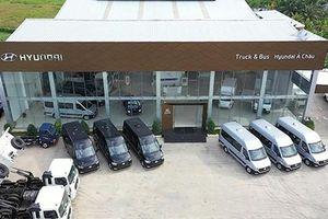 Hyundai Thành Công mở thêm đại lý xe ôtô thương mại