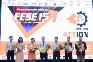 Bế mạc và trao giải Sàn Giao dịch Chứng khoán ảo FESE lần thứ 15 – năm 2018