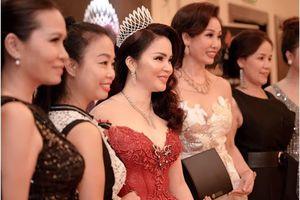 Hoa hậu Tôn Nữ Anh Thư lộng lẫy với bộ trang sức Hera Jewelry & Diamonds