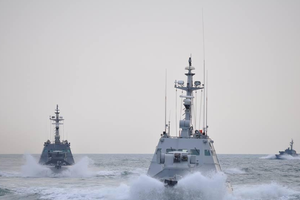 Ukraine: Siết chặt biên giới, hải quân sẵn sàng chiến đấu