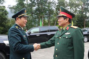 Hợp tác Quốc phòng Việt Nam - Trung Quốc ngày càng thực chất
