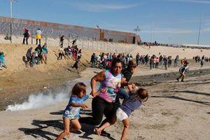 Mỹ đóng cửa biên giới với Mexico