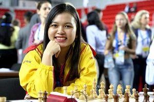 Đại kiện tướng cờ vua xinh đẹp giành giải thưởng Euréka