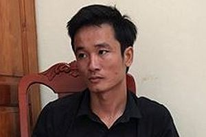 Trốn nã từ Thanh Hóa ra Hà Nội thì bị tóm
