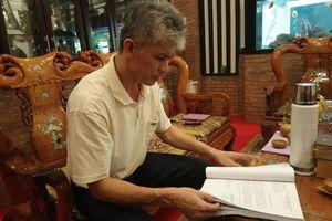 Tiếp vụ 'Dự án chết yểu vì văn bản xác minh của CQĐT ở Khánh Hòa': Tham mưu cũng phải trúng và đúng