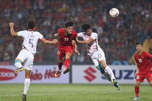 Tuyển Việt Nam gây ấn tượng mạnh tại vòng bảng