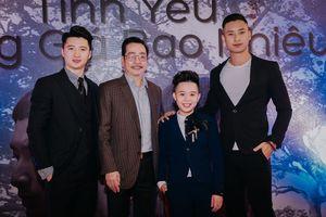 Hotboy Trọng Hưng của Bộ tứ 10A8 ra mắt phim gia đình cảm động