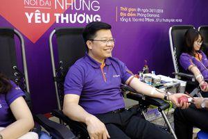 Hàng ngàn nhân viên TPBank hào hứng tham gia hiến máu nhân đạo