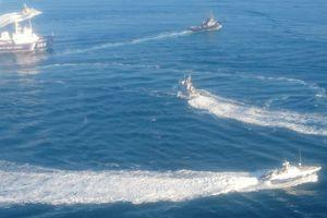 Diễn biến vụ chạm trán tàu chiến thổi bùng căng thẳng Nga - Ukraine