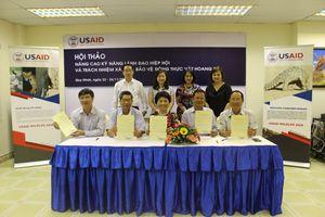 DN Việt cam kết chống nạn tiêu thụ trái phép động, thực vật hoang dã