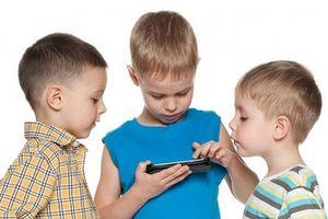 Bí kíp giúp con trẻ không sa vào sử dụng iPad, điện thoại
