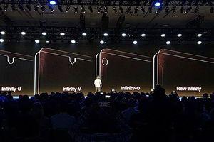 Lộ dán màn hình cho thấy Samsung Galaxy A8s sẽ có màn Infinity-O