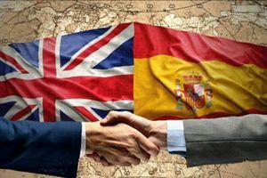 Tây Ban Nha ủng hộ thỏa thuận Brexit sau khi Anh và EU nhượng bộ vấn đề Gibraltar