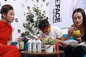 CƯỜI XỈU: Võ Hoàng Yến bắt học trò đếm hạt đu đủ xem ai chẵn ai lẻ trước khi quyết định thí sinh vào 'hang cọp' The Face 2018
