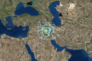 Thương vong trong vụ động đất 6,3 độ richter tại Iran đã lên tới 513 người