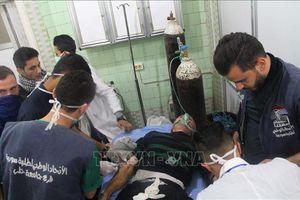 Nga cáo buộc các phần tử khủng bố tấn công hóa học tại Aleppo, Syria