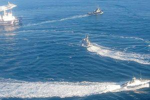 Toàn cảnh vụ đụng độ trên Biển Đen giữa Nga và Urkaine