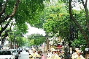 Công an TP.Đà Nẵng ra quân đảm bảo ATGT trước, trong và sau Tết Nguyên đán