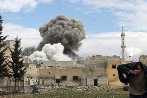 Nga không kích dữ dội phiến quân ở 'chảo lửa' Aleppo