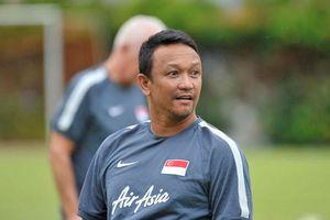 HLV Singapore: 'Việt Nam là 1 trong 2 đội mạnh nhất AFF Cup'