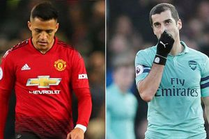 Arsenal và M.U đã 'lừa dối' nhau trong thương vụ hoán đổi Mkhitaryan - Sanchez?