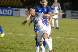 Sao Philippines cay đắng chia tay AFF Cup trước đại chiến với Việt Nam