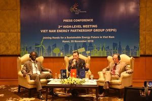 WB cam kết ủng hộ chương trình phát triển năng lượng của Việt Nam