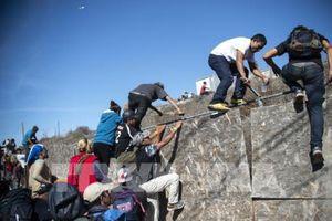 Mỹ mở lại cửa khẩu biên giới với Mexico