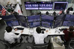 Các sàn chứng khoán châu Á tăng điểm nhẹ