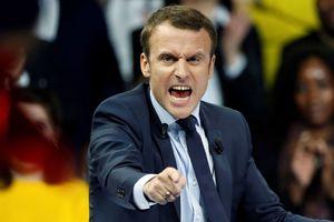 Tổng thống Pháp chỉ trích cuộc tấn công hóa học tại Syria