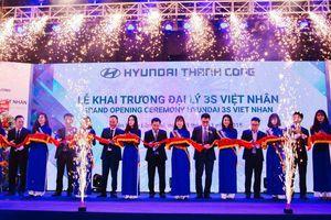 Hyundai Thành Công liên tiếp có thêm 2 đại lý xe thương mại