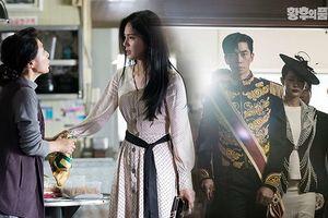 Ba điểm nhấn ấn tượng trong hai tập đầu của 'The Last Empress': Jang Na Ra 'bất lão', Shin Sung Rok 'ác vẫn hoàn ác'