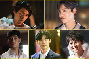 Top 5 nam diễn viên hàng đầu Hàn Quốc hiện nay, bạn thích ai nhất?