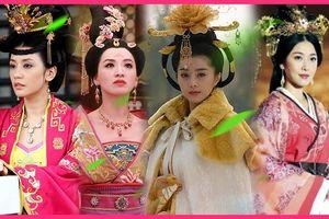 Mười vị công chúa nổi danh trong lịch sử Trung Hoa đời Đường thường được nhắc đến qua phim ảnh