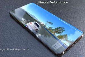Ra mắt Samsung Galaxy S10 đẹp không tì vết, cảm biến màn hình