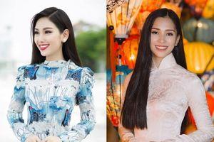 Á khôi áo dài cảm thấy xấu hổ với trình độ tiếng Anh của Tiểu Vy tại Miss World 2018