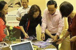 Doanh nghiệp Việt Nam cam kết chống lại nạn tiêu thụ trái phép động, thực vật hoang dã