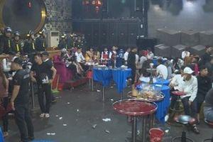 Đắk Lắk: Hàng chục thanh niên dương tính với ma túy tại quán bar