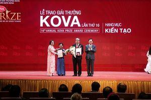 3 công trình nghiên cứu đã nhận Giải thưởng KOVA lần thứ 16
