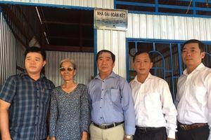 Châu Phú: Cất 389 căn nhà Đại đoàn kết cho hộ nghèo