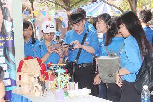 Hoạt động Đoàn trong trường THPT: Lấy học sinh làm trung tâm